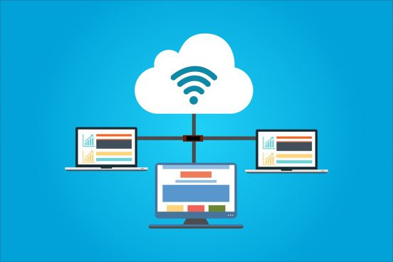 werken in de cloud plaatje
